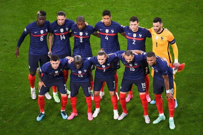 France football squad