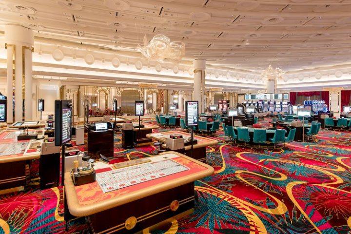 疫情影响甚重,韩赌场博彩收入降45%