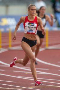 alica schmidt running