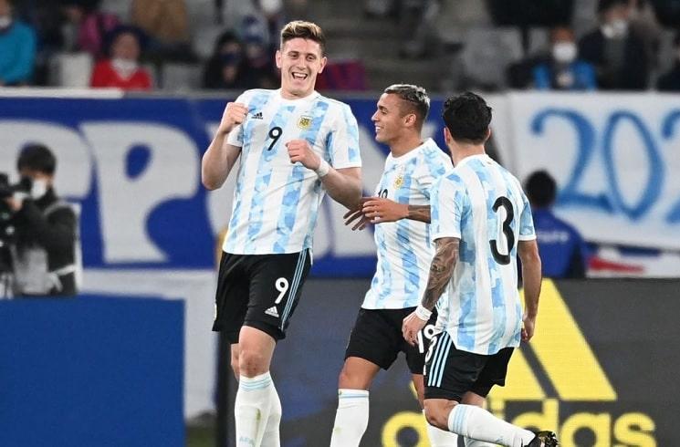 argentina group D