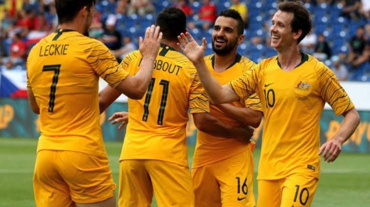 australia national football
