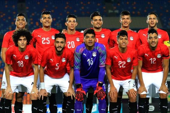 egypt football squads