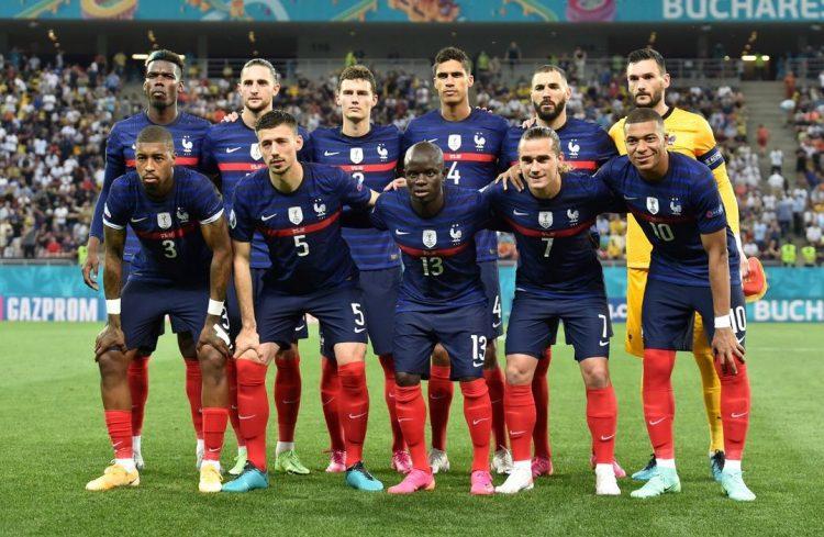 france team olympics 2021