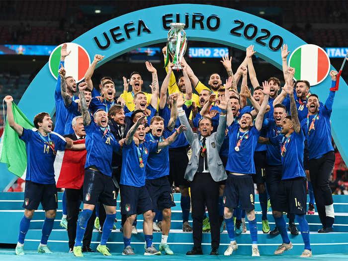 italy wins euro 2020/2021