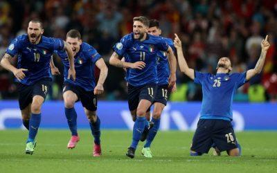 意大利vs英格兰 欧洲杯2021