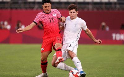 韩国vs墨西哥 东京奥运会男足赛2021