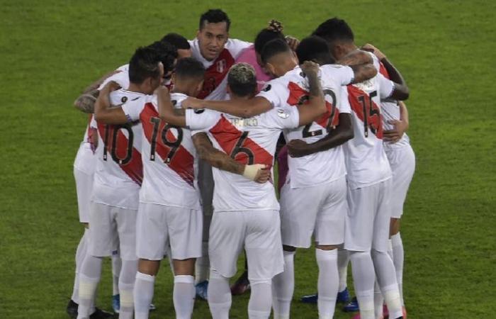 秘鲁vs哥伦比亚 美洲杯2021