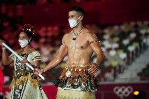 pita taufatofua open ceremony