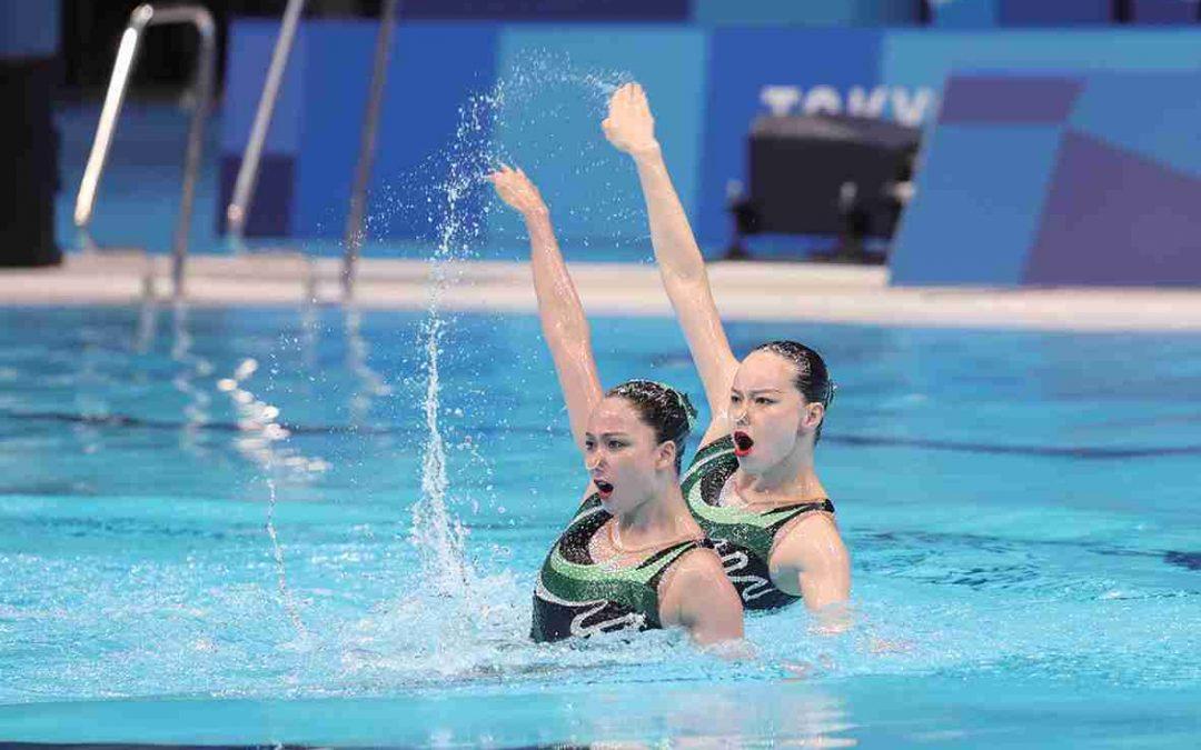 奥运会为何没有男子花样游泳