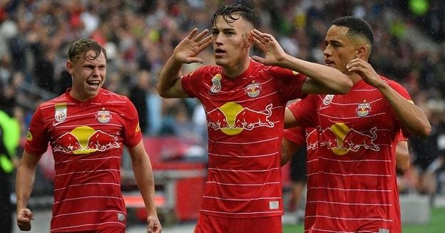 萨尔茨堡vs布隆德比 欧冠联赛2021