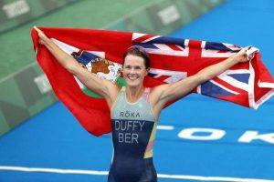 bermuda first gold medal