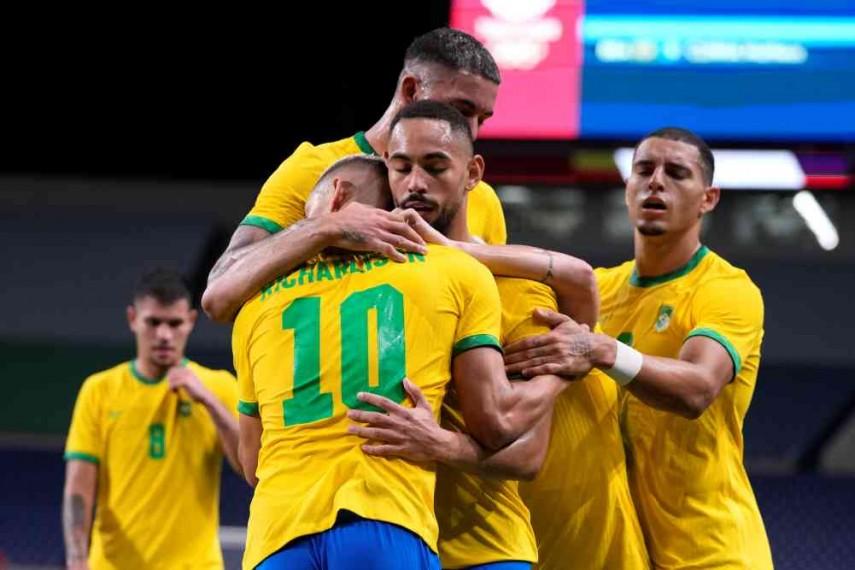 brazil olympic final