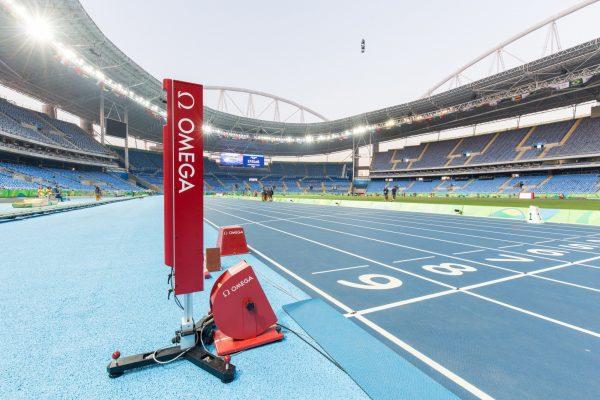 olympics run