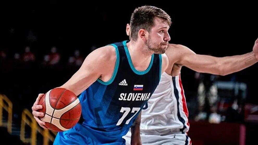 斯洛文尼亚vs澳大利亚 东京奥运会男篮赛2021