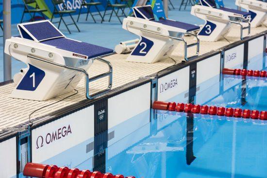 olympics swiming
