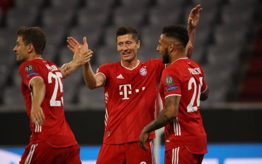 欧冠小组赛再遇巴萨,拜仁被看好
