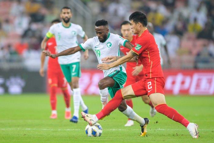 世界杯中国队